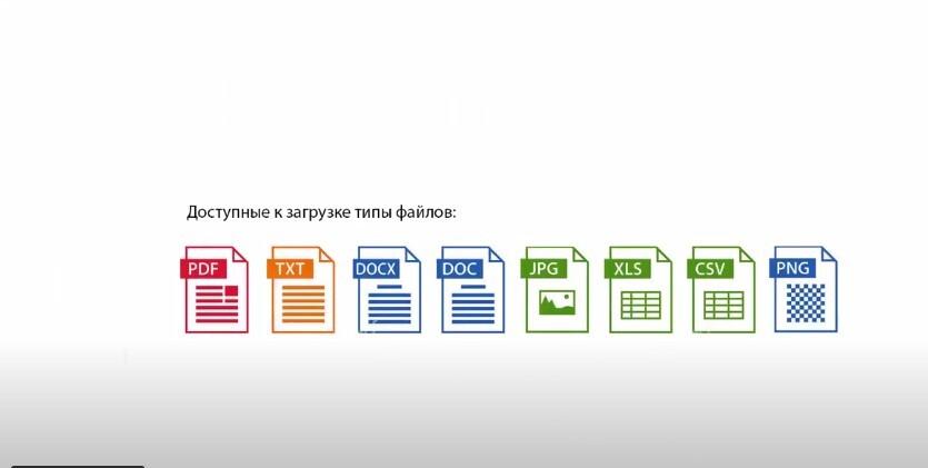 Загрузка файлов в Карточку клиента